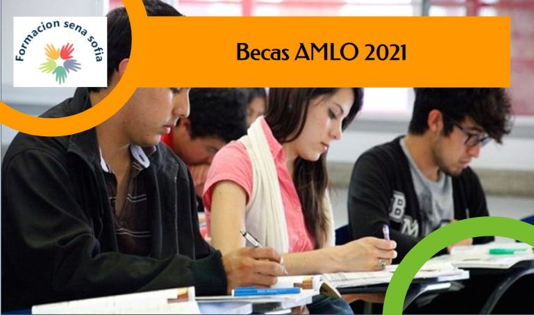 Becas AMLO 2020