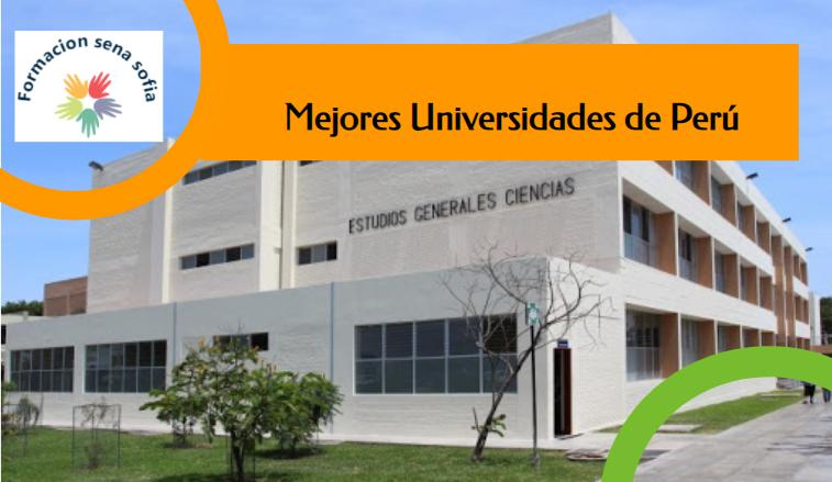 mejores universidades de Perú